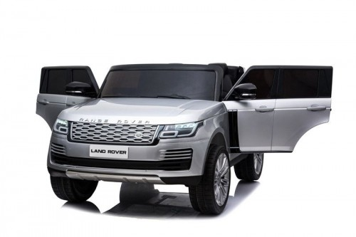 Детский электромобиль Rand Rover HSE (DK-PP999) серебристый глянец