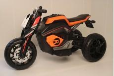Детский трицикл X222XX оранжевый