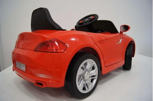 Детский электромобиль Т007 ТТ красный