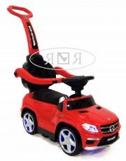 Детский толокар Mercedes A888AA-H красный