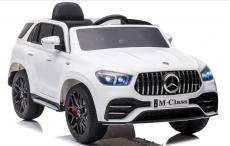 Детский электромобиль Mercedes-Benz GLE 53 (P333BP) белый
