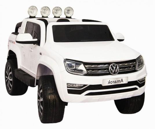 Детский электромобиль Volkswagen Amarok белый
