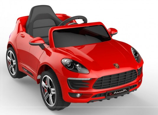 Детский электромобиль О005ОО-Vip красный