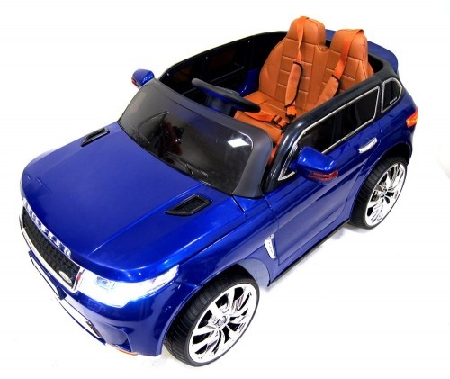Детский электромобиль E999КХ синий
