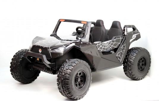 Детский электромобиль A707AA 4WD черный Spider