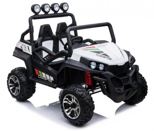 Детский электромобиль Т888ТТ-Spider белый