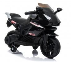 Детский электромотоцикл S602 черный