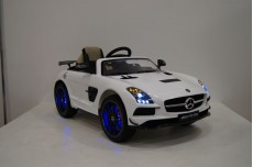 Детский электромобиль А333АА белый VIP