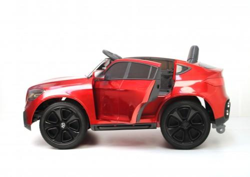 Детский электромобиль Mercedes-Benz GLC (K777KK) вишневый глянец