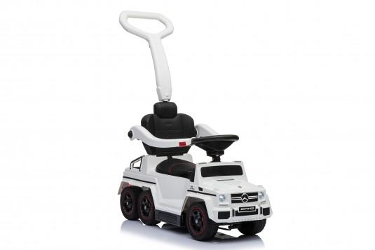 Детский толокар Mercedes А010АА-Н белый