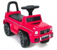 Детский толокар Mercedes JQ663 (G63) красный