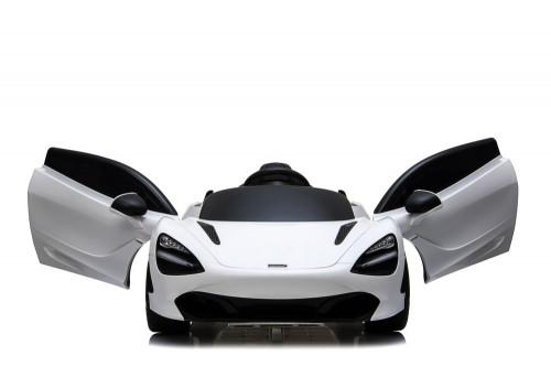 Детский электромобиль McLaren 720S белый