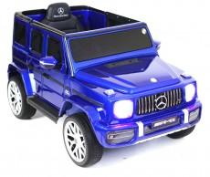 Детский электромобиль Т999ТТ синий глянец