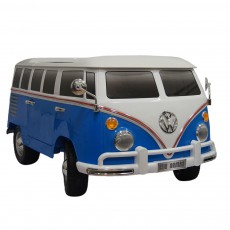 Детский электромобиль Volkswagen Х444ХХ синий