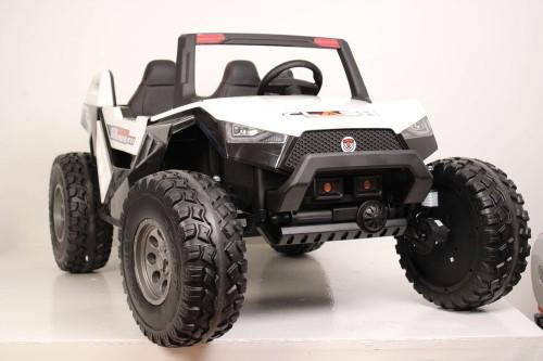 Детский электромобиль Buggy A707АА белый