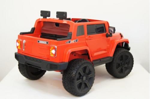Детский электромобиль O999OO красный