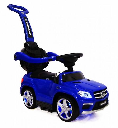 Детский толокар Mercedes A888AA-M синий