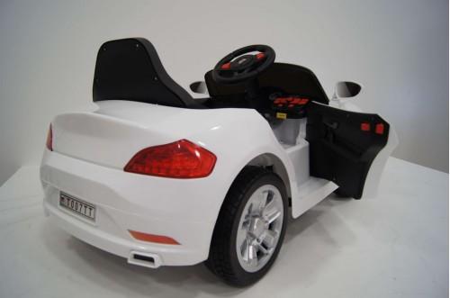 Детский электромобиль Т004 ТТ белый