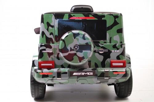 Детский электромобиль Mercedes-Benz G63 (T999TT) камуфляж