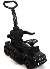 Детский толокар Mercedes А010АА-М черный