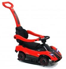 Детский толокар A002AA-М красный