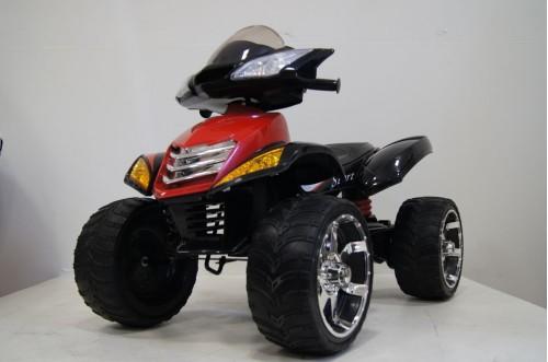 Детский электроквадроцикл Е005КХ черный