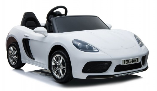 Детский электромобиль Т911ТТ белый