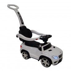 Детский толокар Mercedes A888AA-H белый