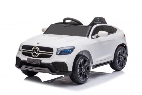Детский электромобиль Mercedes-Benz GLC (K555KK) белый