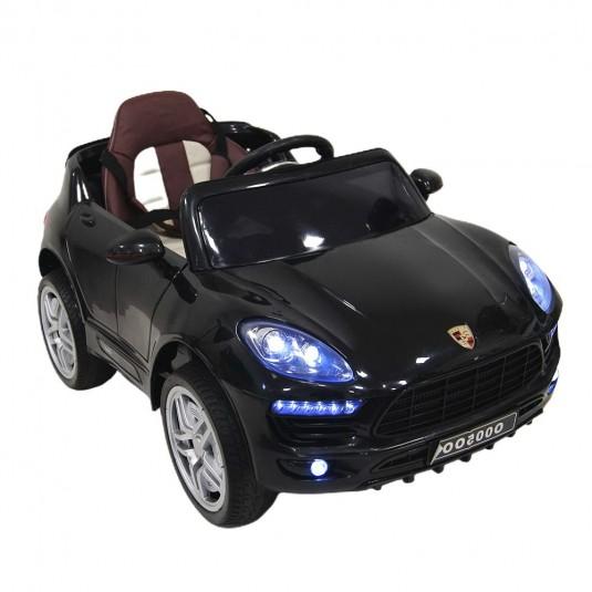Детский электромобиль О005ОО-Vip черный глянец