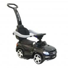 Детский толокар Mercedes A888AA-H черный