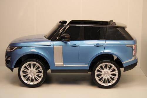 Детский электромобиль Range Rover HSE 4WD (DK-PP999) синий глянец