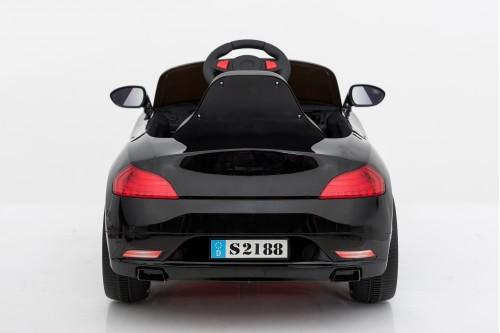 Детский электромобиль Т007 ТТ черный