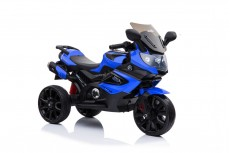 Детский трицикл К222КК синий