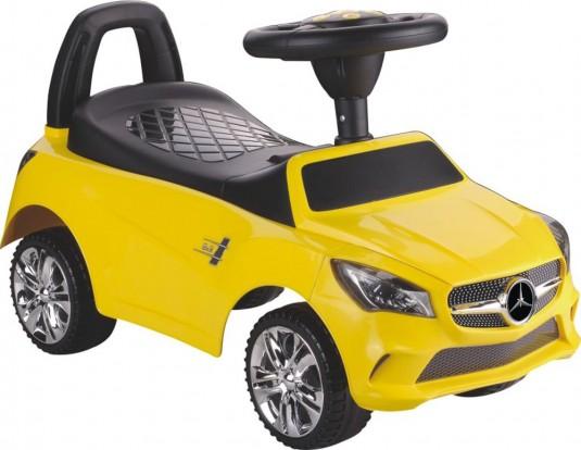 Детский толокар JY-Z01C MP3 желтый