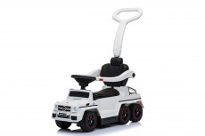 Детский толокар Mercedes А010АА-М белый