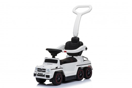 Детский толокар Mercedes-Benz G63 (A010AA-M) белый