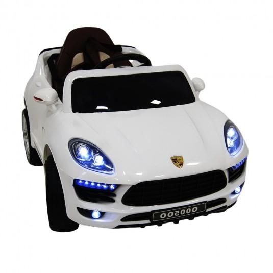 Детский электромобиль О005ОО-Vip белый