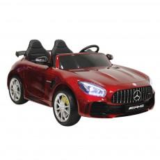 Детский электромобиль Mercedes-Benz GT-R вишневый глянец