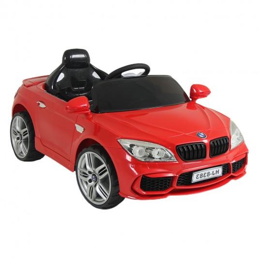 Детский электромобиль B222BB красный