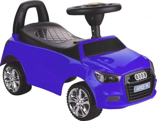 Детский толокар JY-Z01A MP3 синий