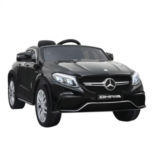 Детский электромобиль Mercedes-Benz GLE-Coupe(М555ММ) черный глянец