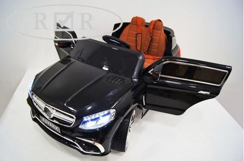 Детский электромобиль E009KX черный
