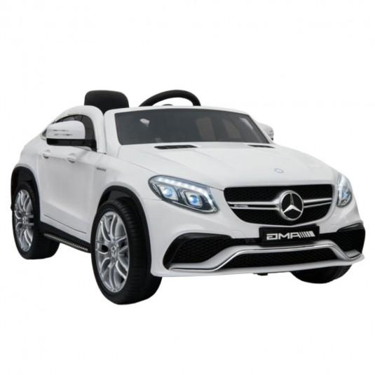 Детский электромобиль Mercedes-Benz GLE-Coupe(М555ММ) белый