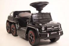 Детский толокар Mercedes А010АА-D черный