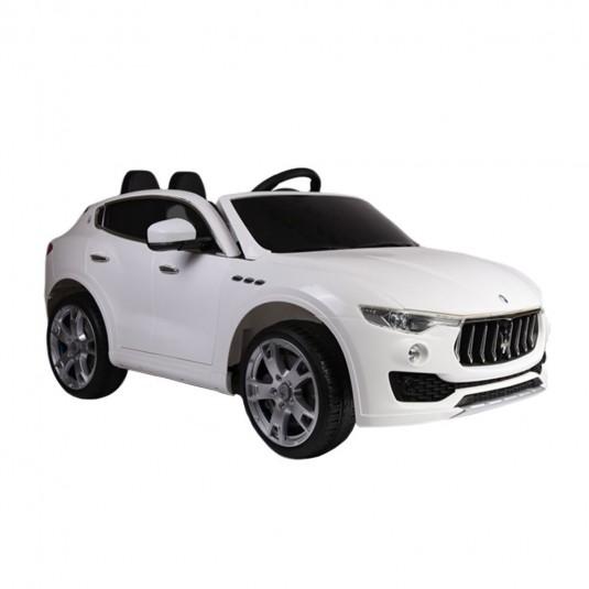 Детский электромобиль А008АА белый