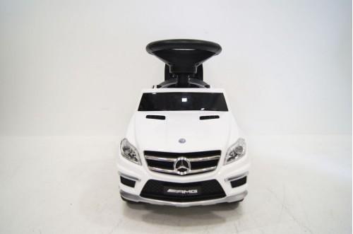 Детский толокар Mercedes A888AA белый