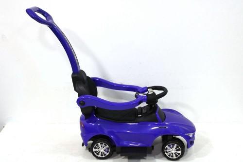 Детский толокар A003AA-H синий