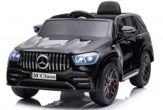 Детский электромобиль Mercedes-Benz GLE 53 (P333BP) черный глянец