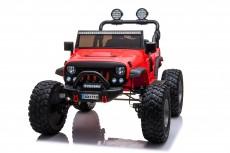 Детский электромобиль А004АА-А красный